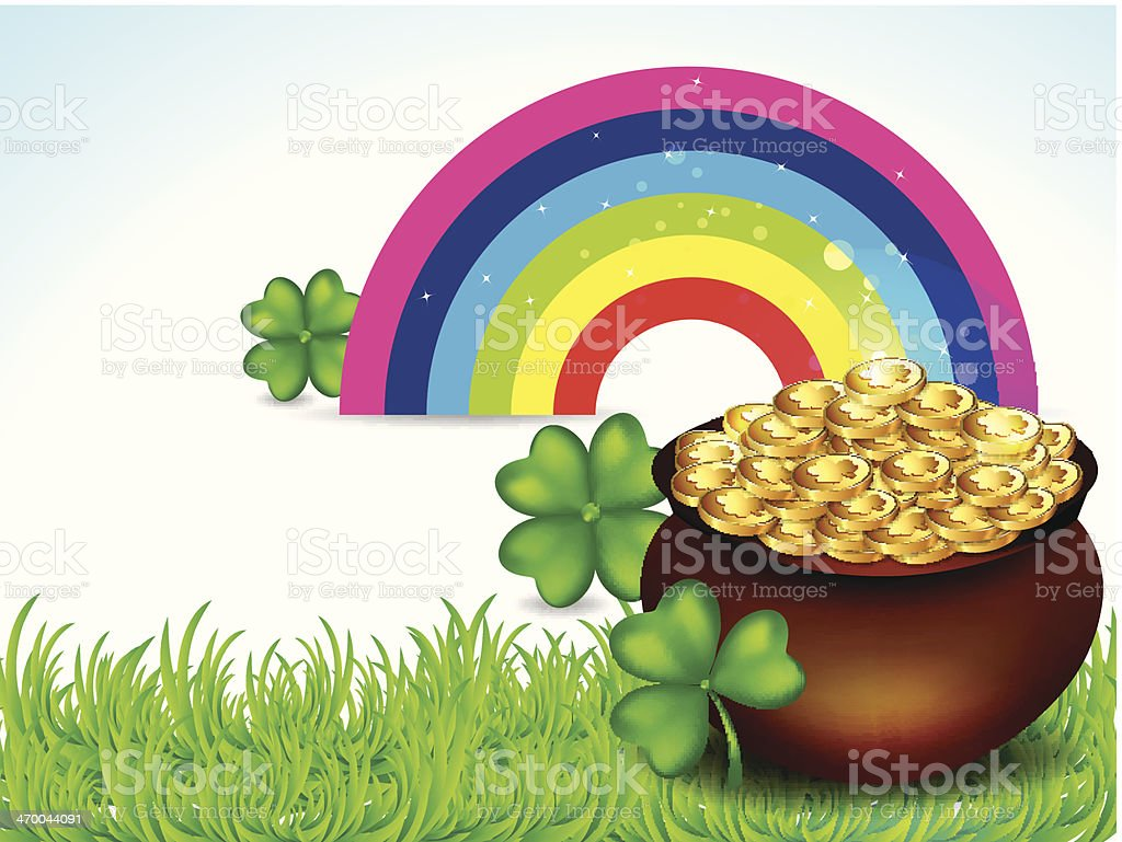 St Patricks Background royalty-free st patricks background stock vector art & more images of abstract