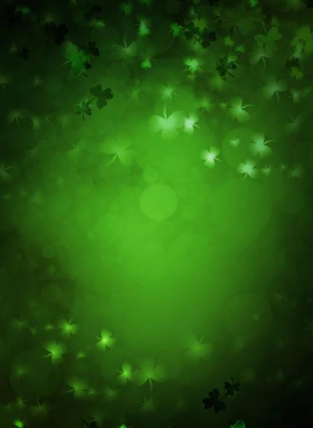 St Patricks Tag Hintergrund – Vektorgrafik