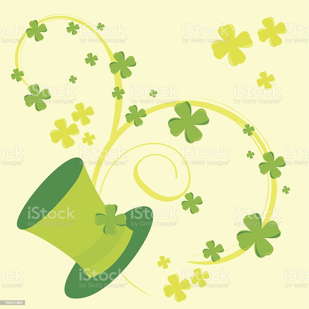 St. Patrick's Day Background royalty-free st patricks day background stock vector art & more images of celebration