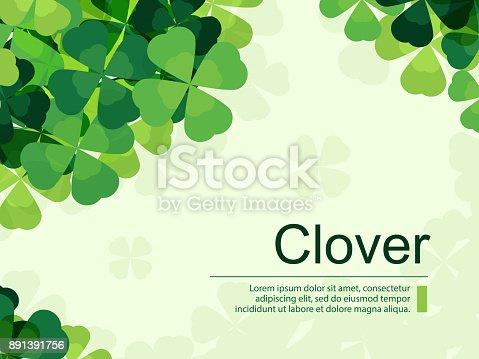 istock St. Patrick's Day Background 891391756