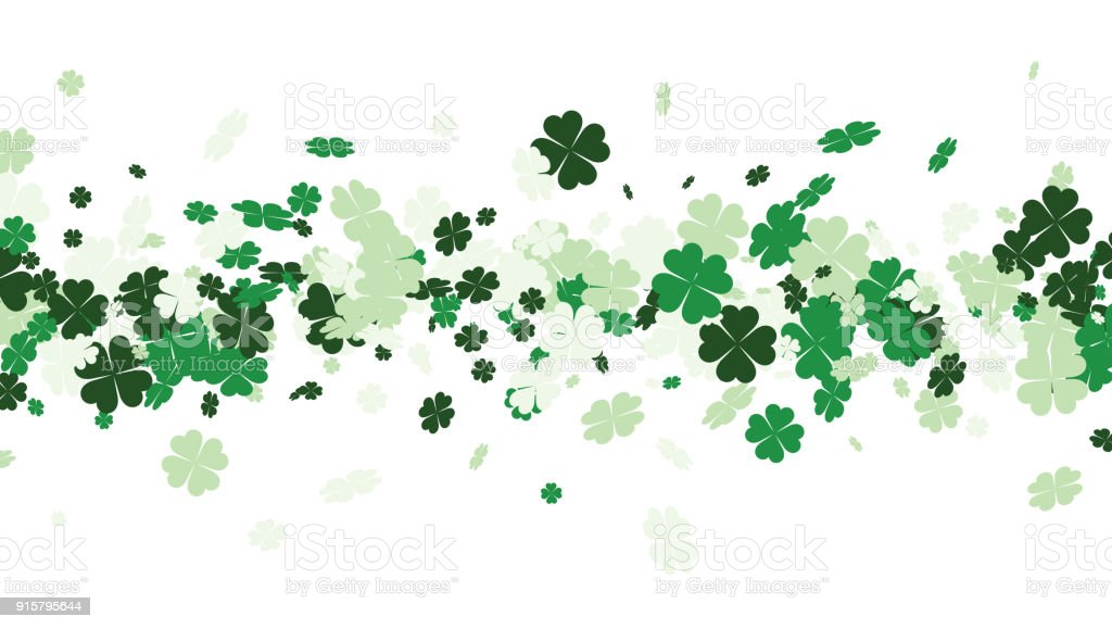 St Patricks Day Background Stock Illustration Download Image Now