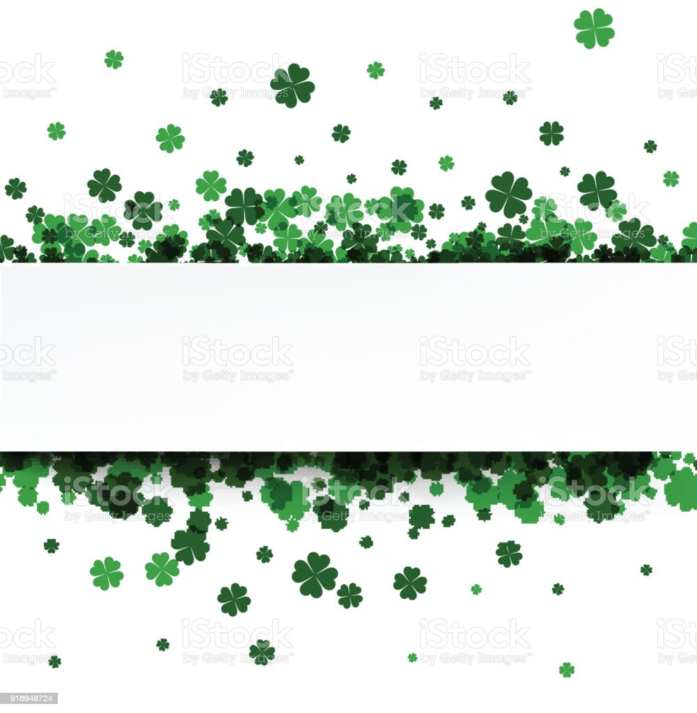 st patricks day background stock vector art more images of