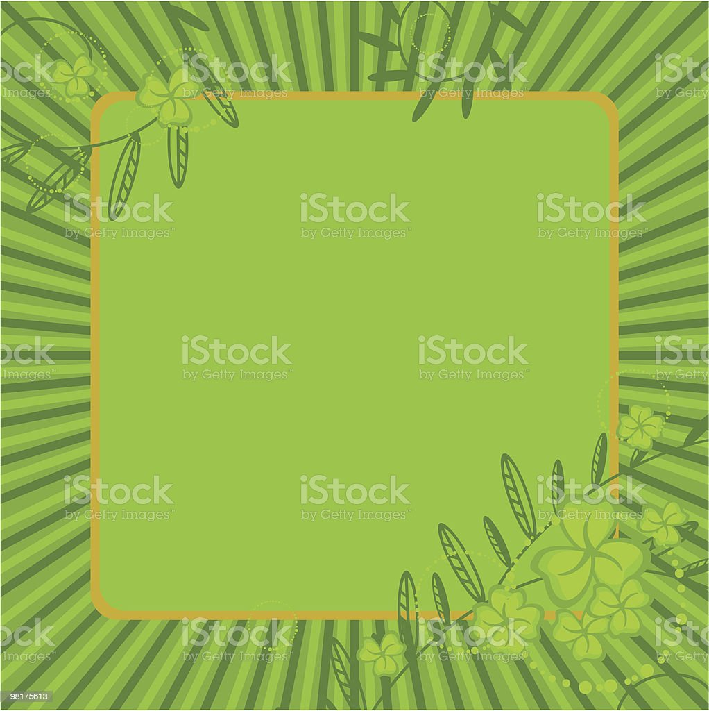 St. Patrick's Day card royalty-free st patricks day card stock vector art & more images of abstract