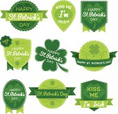St. Patricks Day Elements