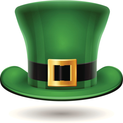 St. Patrick's Day Green Hat
