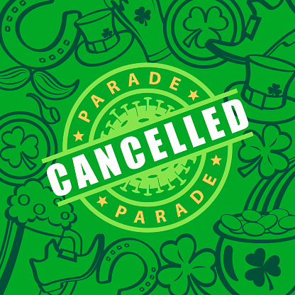 St Patrick's Day Parade Cancelled