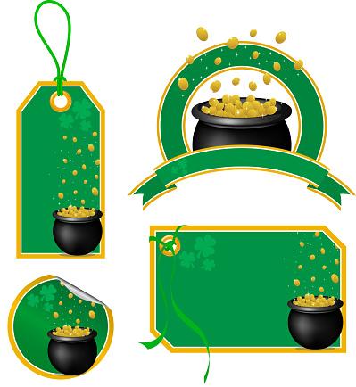 St. Patrick's Day Price Tag