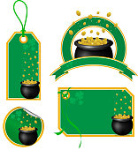 Price tag, label, gift tag, badge and symbol