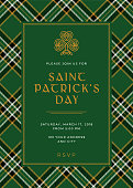 istock St. Patrick's Day Special Party Invitation Template 922428554