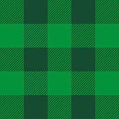 istock St. Patrick's day tartan plaid. Scottish pattern. Scottish cage. Traditional Scottish checkered background 1182969393