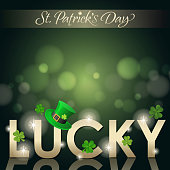 St Patrick's luck.