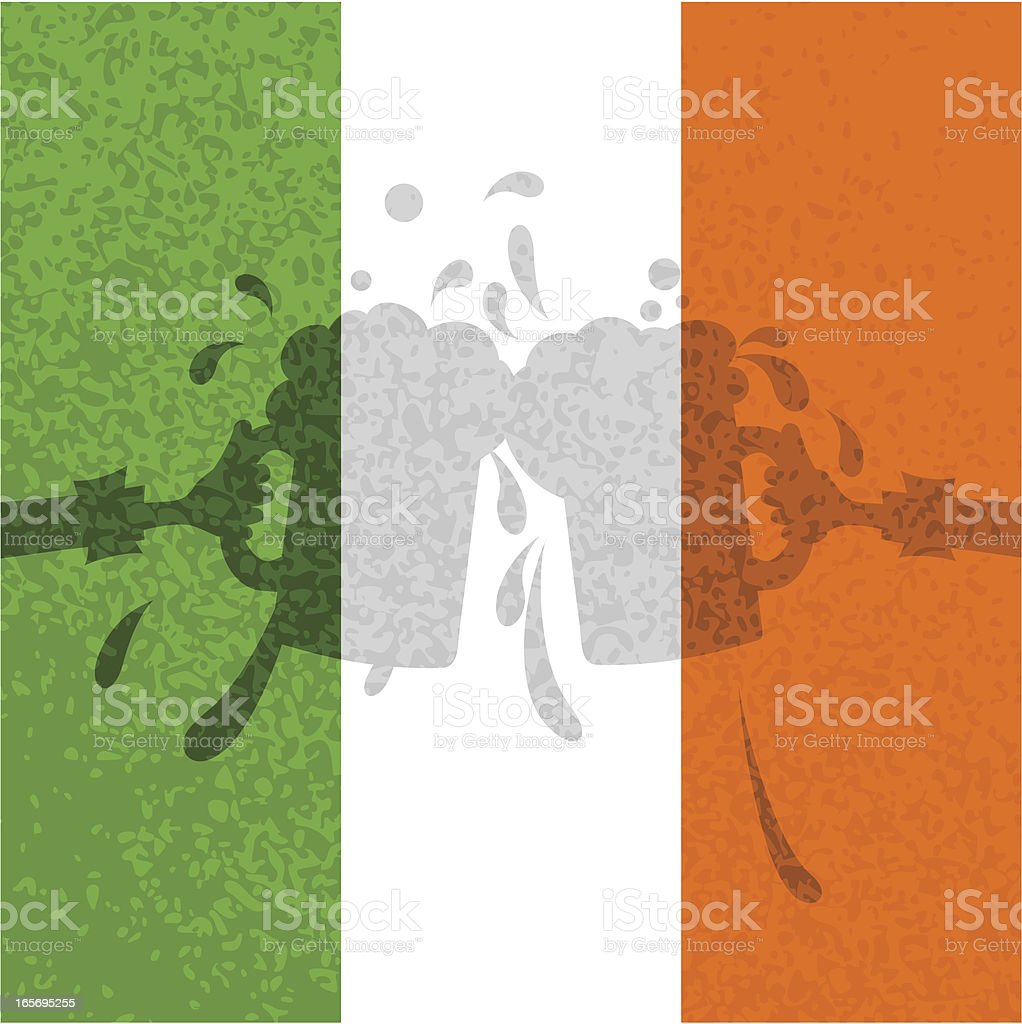 St. Patricks Day royalty-free stock vector art