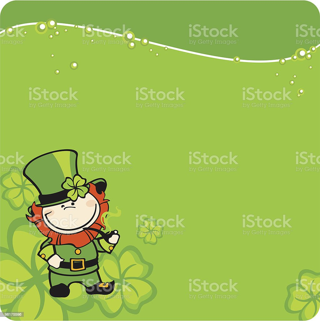 St. Patrick's Day royalty-free st patricks day stock vector art & more images of beer - alcohol