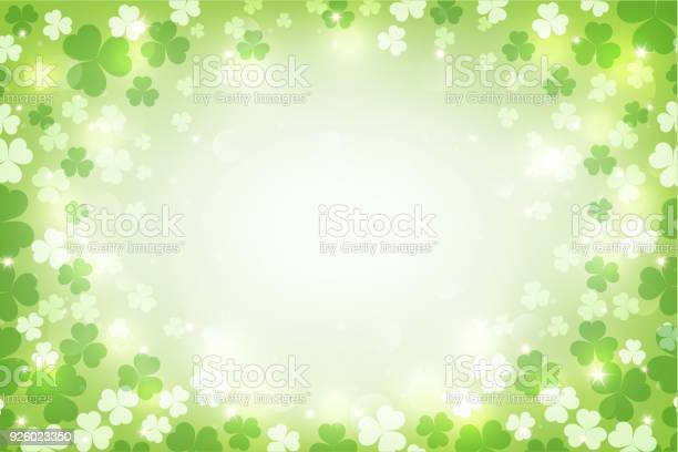 St patricks glowing abstract background vector illustration vector id926023350?b=1&k=6&m=926023350&s=612x612&h=t2saezr7  fk 9drn0trap4vyxpyz16slfieacsaqgo=