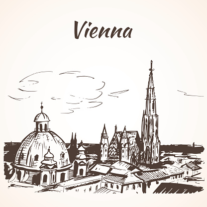 Historic Centre of Vienna - Saint Stephen's Cathedral and Saint Charles's Church