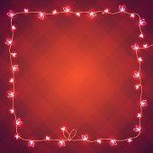 St. Valentine's Day Frame