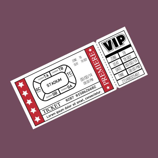 icono de entrada de entrada de estadio - ilustración de arte vectorial