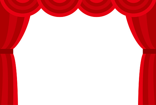 Stage curtains (drop curtain)