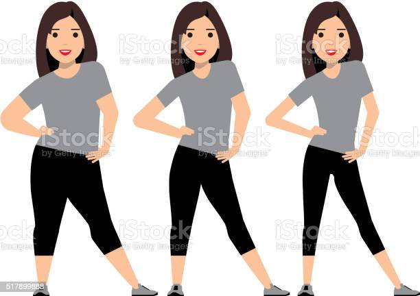 Stages weight loss before and after vector id517899888?b=1&k=6&m=517899888&s=612x612&h=jctw1xcurigfxj2bc09rvlrtpvh9vonxyutzogpmrka=