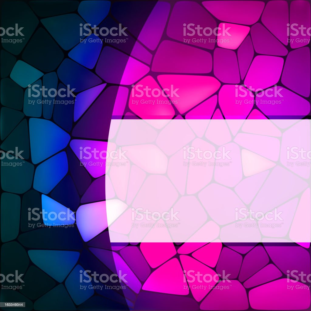 Stained glass design template. EPS 8 royalty-free stained glass design template eps 8 stock vector art & more images of abstract