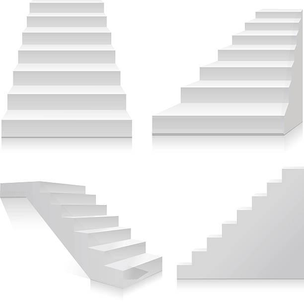 die treppe - treppe stock-grafiken, -clipart, -cartoons und -symbole