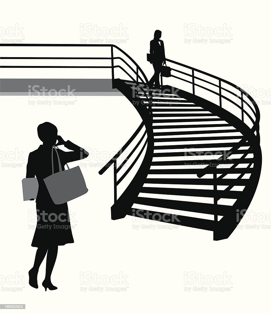 Stairs Vector Silhouette royalty-free stairs vector silhouette stock vector art & more images of adult
