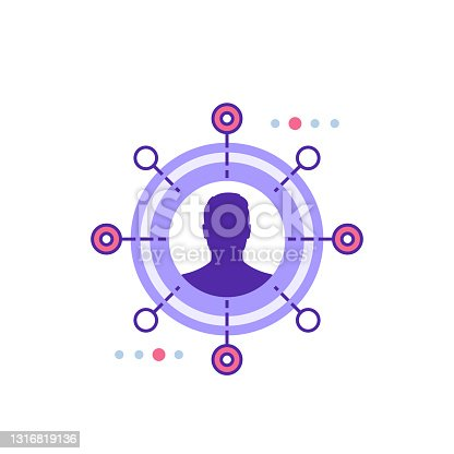 istock stakeholder or investor vector icon 1316819136