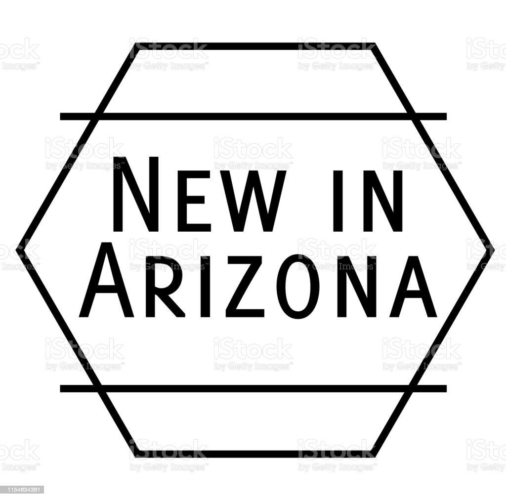 watch 7f820 9bac9 Neue In Arizona Marke Auf Weißem Hintergrund Stock Vektor ...