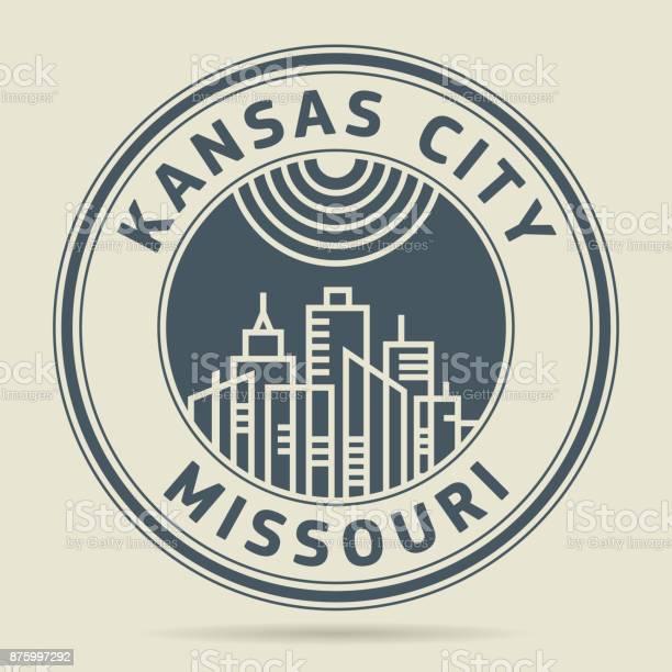 Stamp or label with text kansas city missouri vector id875997292?b=1&k=6&m=875997292&s=612x612&h=rkztg tp7vnzrgalqzfs 8ccd9oyhzvf2p41hq447nc=