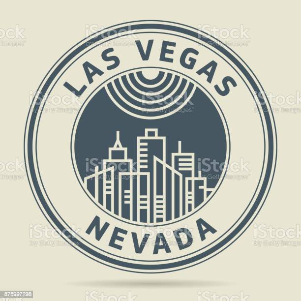 Stamp or label with text las vegas nevada vector id875997298?b=1&k=6&m=875997298&s=612x612&h=iswccrv37e7cnqpvjkw6cgeoaqmhereci3vra lt5 i=