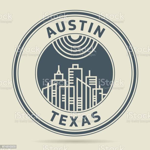 Stamp with text austin texas vector id874310320?b=1&k=6&m=874310320&s=612x612&h=tdi8akzhxcykgz4r knuzqrbmbciqkd3mrg8clfavhq=