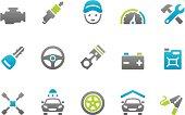 Stampico icons - Auto Services