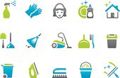 Stampico icons - Cleaning