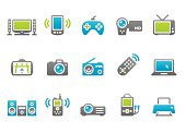 Stampico icons - Devices
