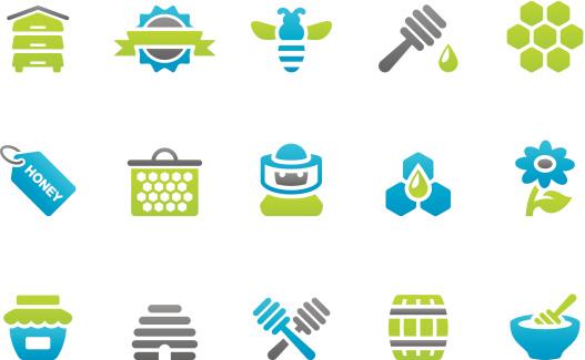 Stampico icons - Honey