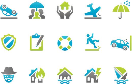 Stampico icons - Insurance