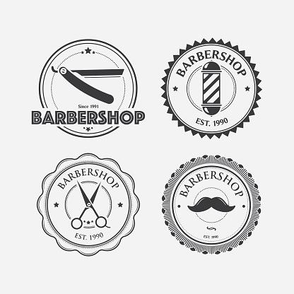 Stamps for Barbershop