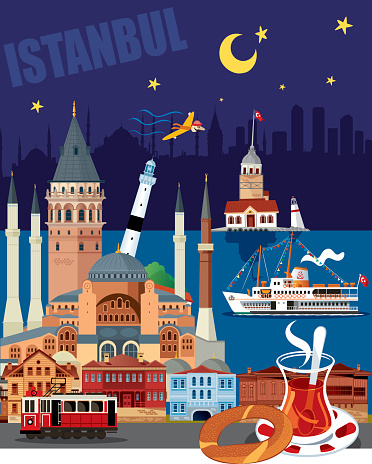 İstanbul Poster