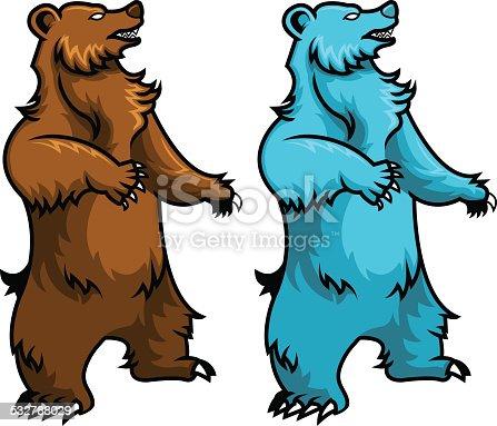 istock Standing Bear 532788029