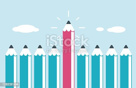 istock standing out from the crowd 1283281356