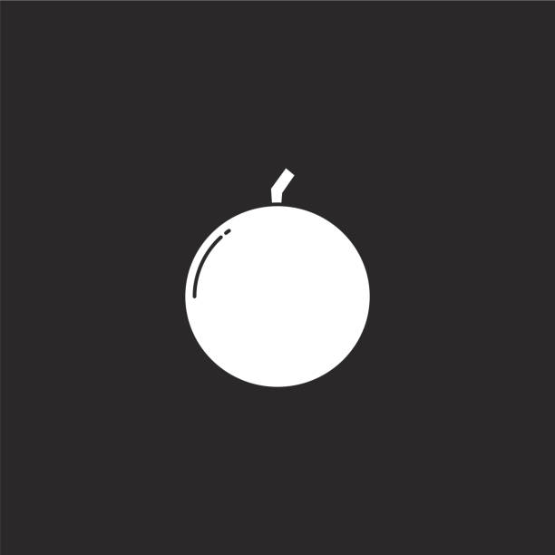 star apple icon. Filled star apple icon for website design and mobile, app development. star apple icon from filled fruit collection isolated on black background. star apple icon. Filled star apple icon for website design and mobile, app development. star apple icon from filled fruit collection isolated on black background. avocado symbols stock illustrations