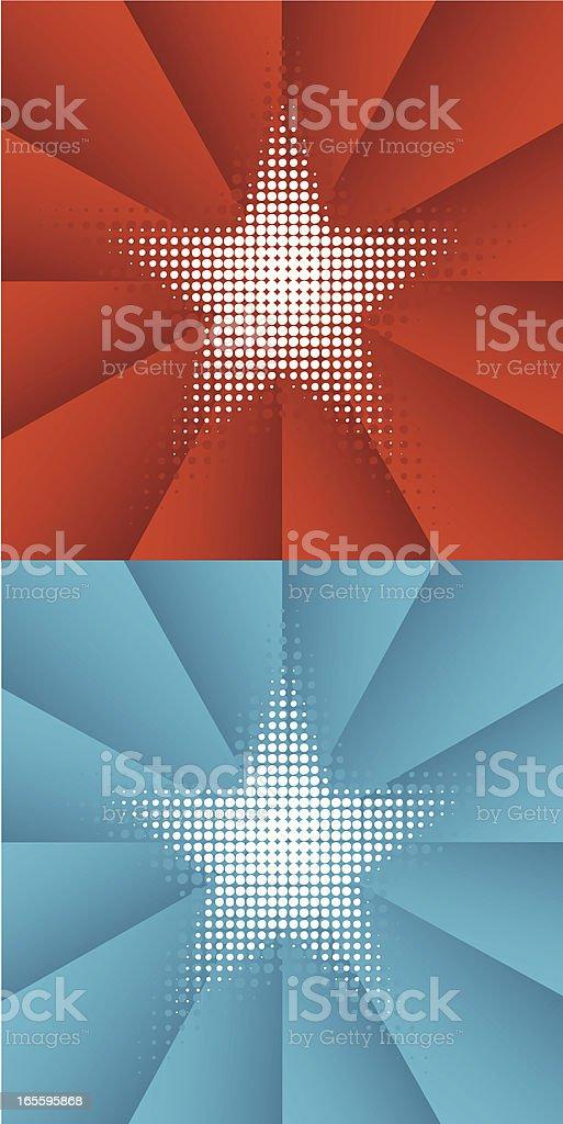 Fondo de estrellas ilustración de fondo de estrellas y más banco de imágenes de azul libre de derechos