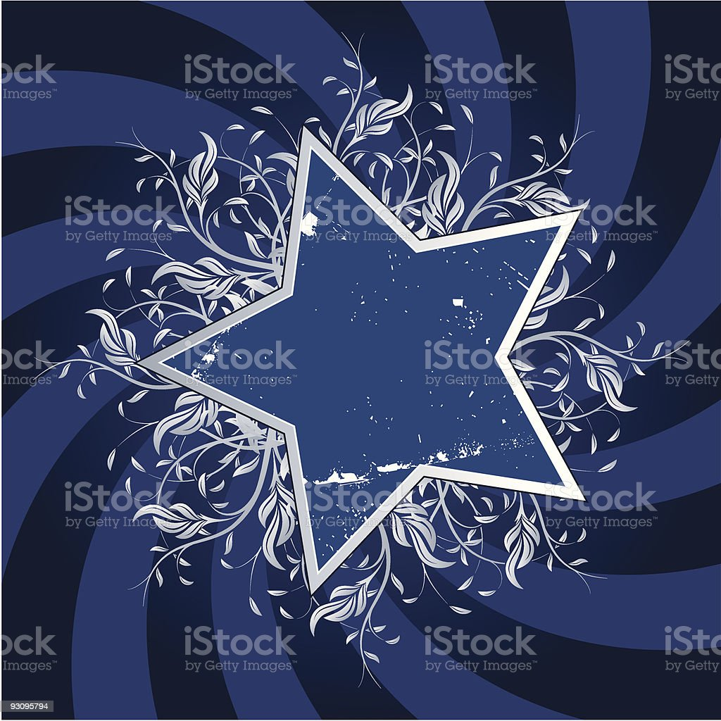 Star Flower design royalty-free star flower design stock vector art & more images of abstract