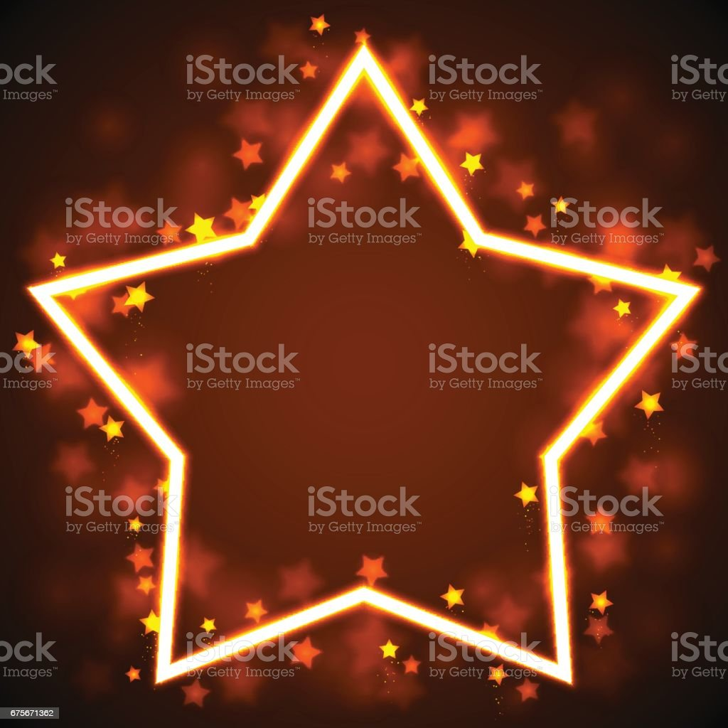 Star Frame Border royalty-free star frame border stock vector art & more images of abstract