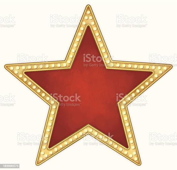 Star frame with lamps vector id183995575?b=1&k=6&m=183995575&s=612x612&h=d50dmirjxhkwn7oezfwjdunfaud3xxpazafyrbi49q8=