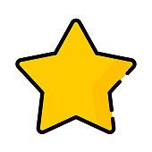 Star icon or logo