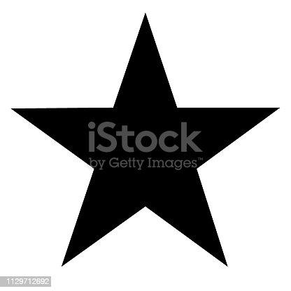 istock Star Icon 1129712692