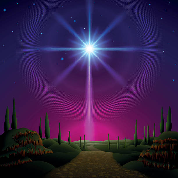 Royalty Free Star Of Bethlehem Clip Art Vector Images