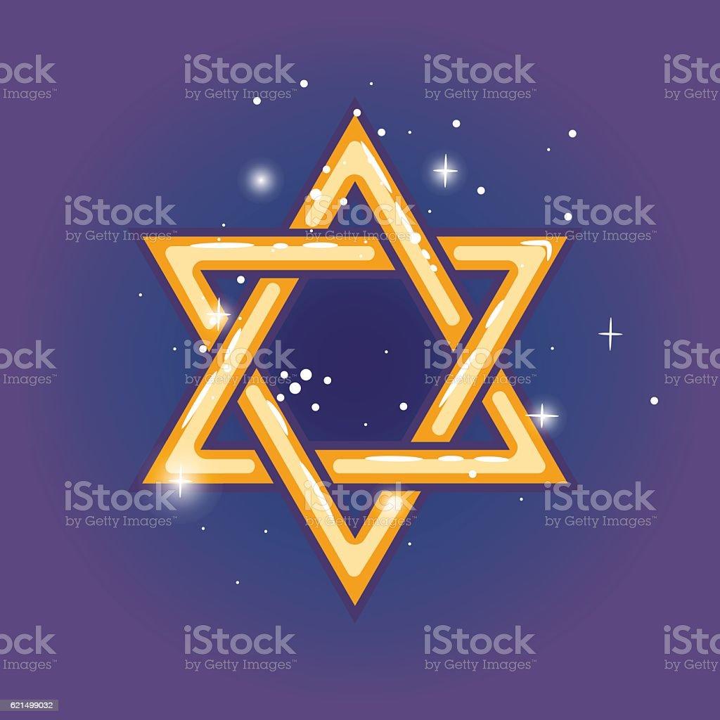 Star of david for hanuka star of david for hanuka - immagini vettoriali stock e altre immagini di a forma di stella royalty-free