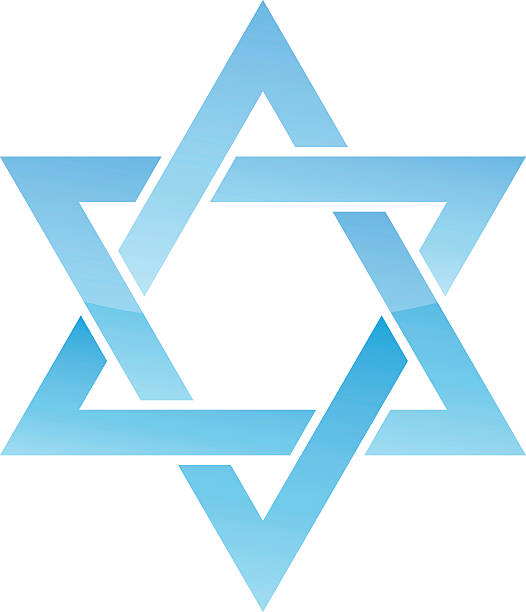 Star of David Star of David star of david stock illustrations